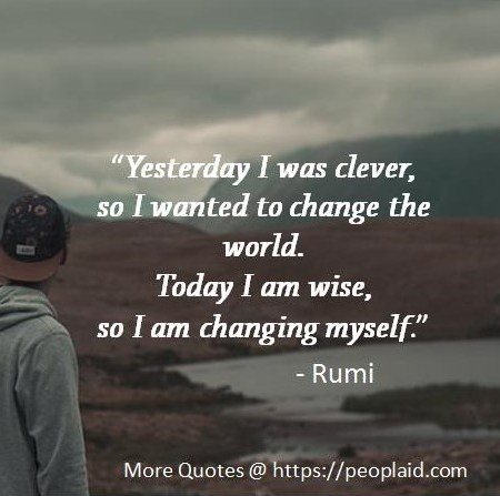 Rumi Quotes To Inspire Us