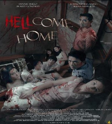 Hellcome Home Poster