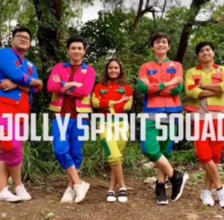 Jolly Spirit Squad Movie