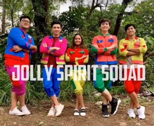 Jolly Spirit Squad Movie