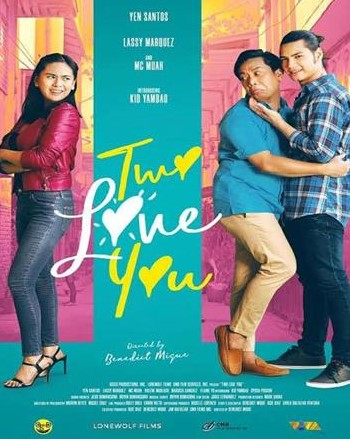 Two Love You Movie Poster