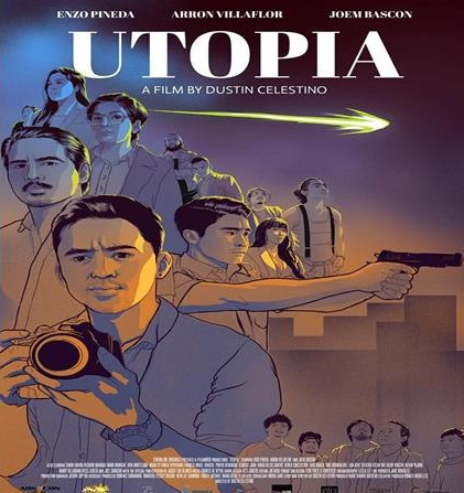 Utopia Movie Poster