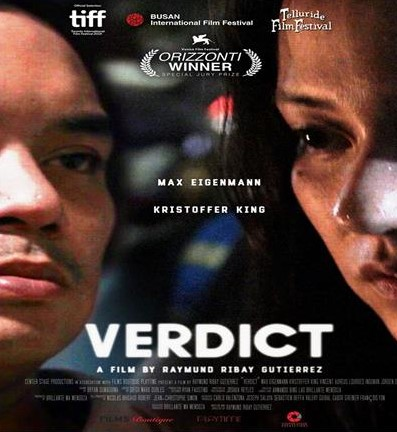 Verdict Movie Poster