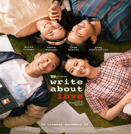 Write About Love Movie Poster
