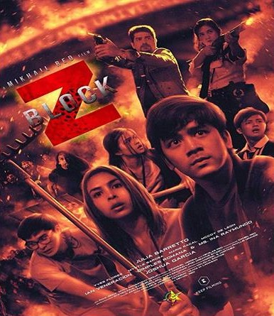 Block Z Movie Poster