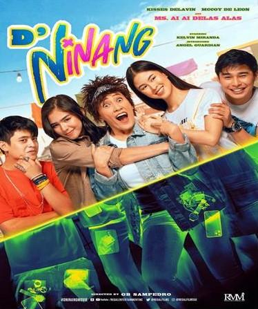 D'Ninang Movie Poster