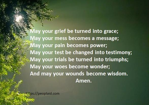 Blessings for Today