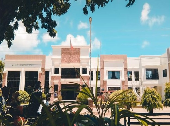 Carles Municipal Hall