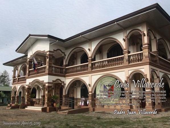 Casa Villaverde in Nueva Vizcaya