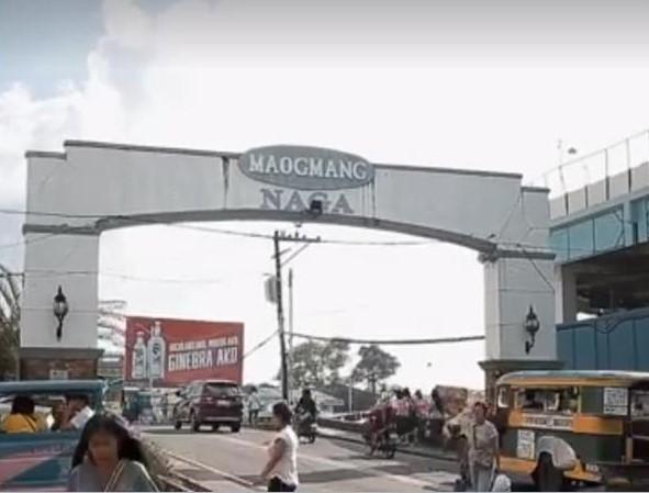 Naga City Welcomes you and me