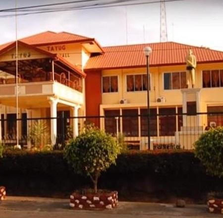 Tayug Municipal Hall