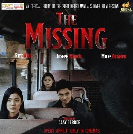 The Missing 2020 Philippine Movie