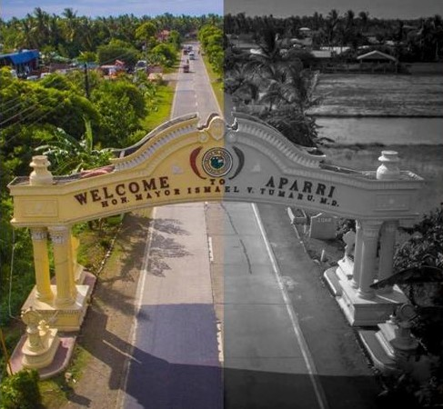 Aparri Welcome Arch