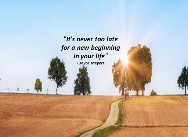 Inspiring Quotes about New Life