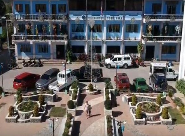 Municipal Hall of Cervantes Ilocos Sur