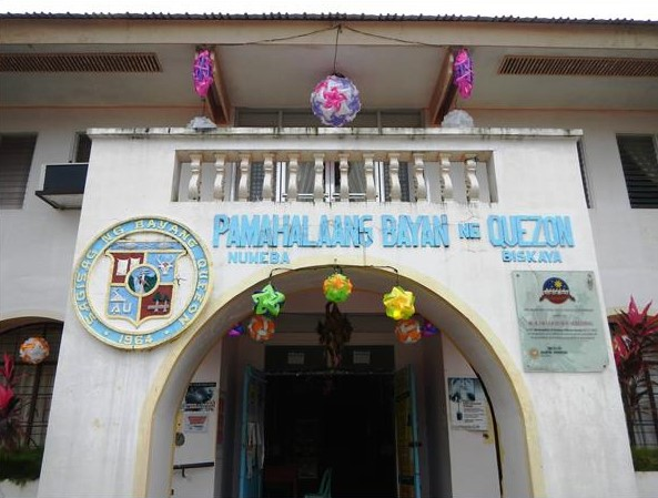 Quezon Nueva Vizcaya Municipal Hall