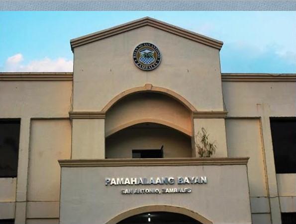 San Antonio Municipal Hall