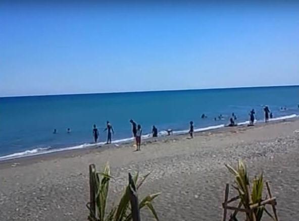 Aroma Beach in San Jose, Occidental Mindoro