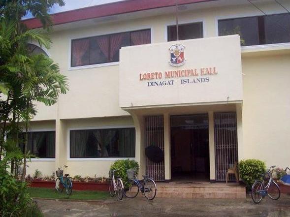 Loreto Dinagat Municipal Hall