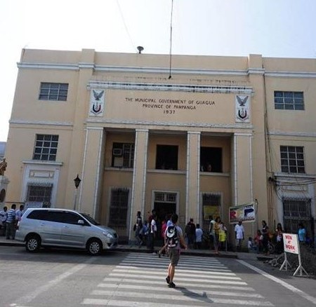 Guagua Municipal Hall