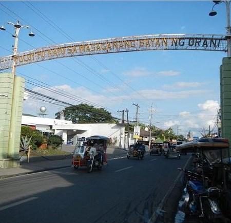Orani Welcome Arch
