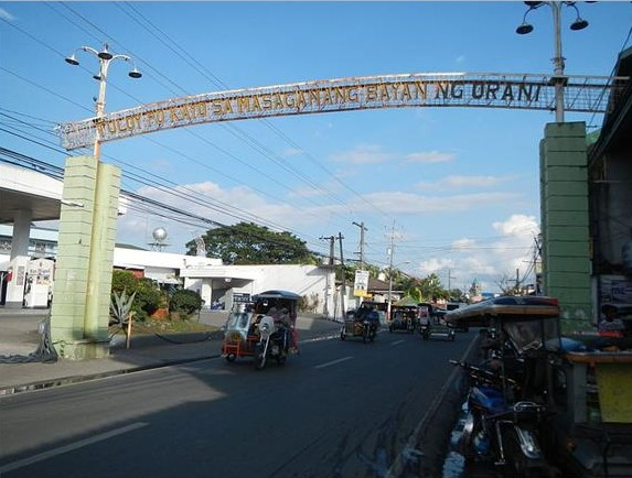 Orani Welcome Arch