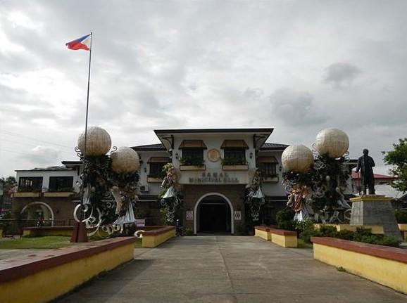 Samal Municipal Hall