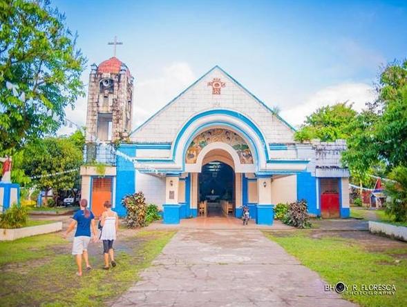 St. Vincent Parish Church in San Vicente Camarines Sur