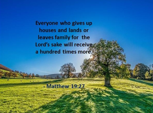 Inspiring bible verse for today July 11
