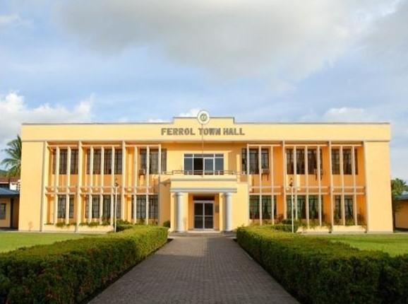 Municipal Hall of Ferrol Romblon