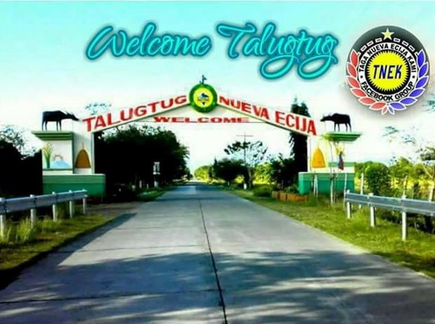 Welcome Arch of Talugtug