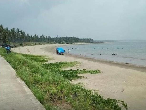 A Beach in Mondragon