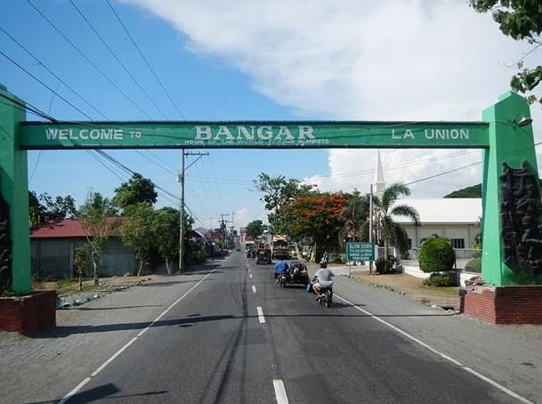 Bangar Welcome Arch