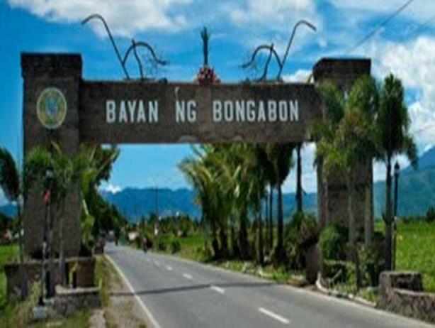 Bongabon Welcome Arch