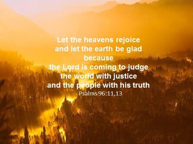 Inspiring Bible Verse for Today November 24