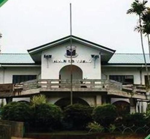 Municipal Hall in Tubao La Union