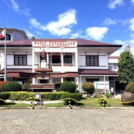 Municipal Hall of Infanta Quezon