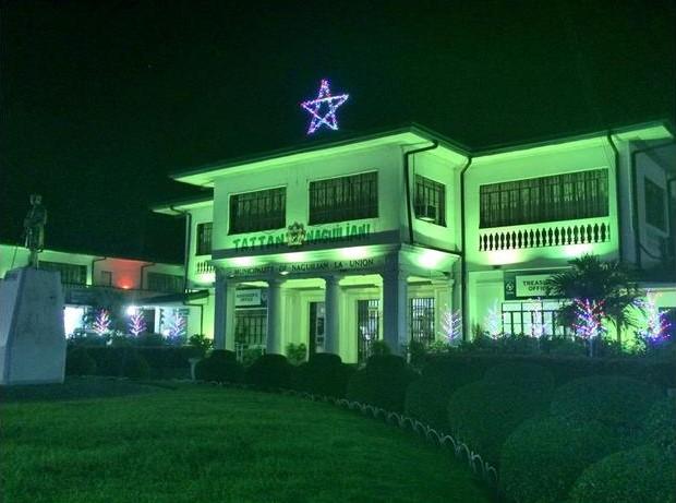 Municipal Hall of Naguilian La Union