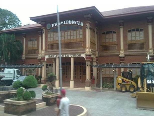 Municipal Hall in San Juan, La Union