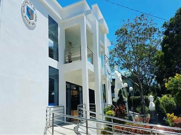 Municipal Hall in Uson Masbate