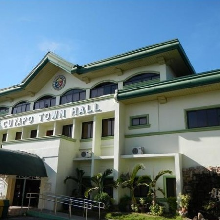 Cuyapo Municipal Hall