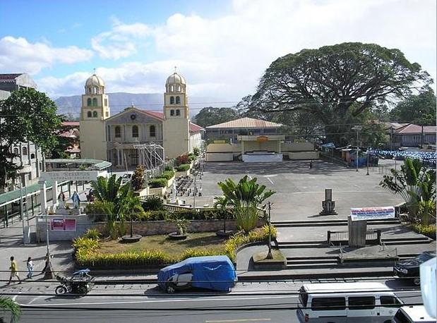 San Narciso Church and Plaza