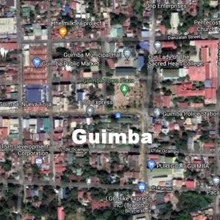 Guimba Nueva Ecija