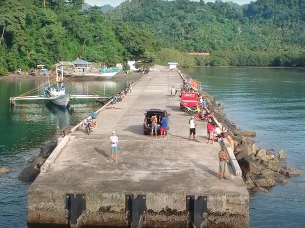 A View of Pola in Oriental Mindoro