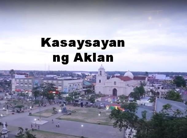 Aklan History in Tagalog