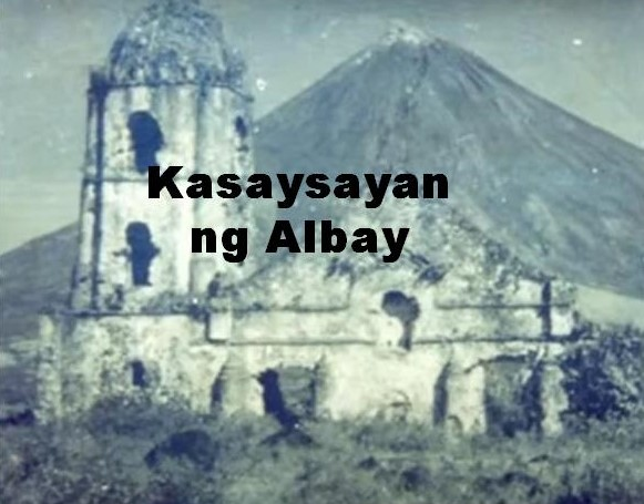 Albay History in Tagalog
