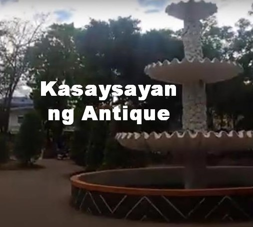 Antique Province History in Tagalog