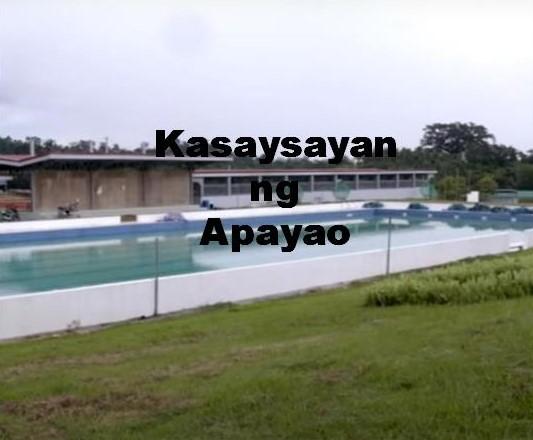 Apayao History in Tagalog