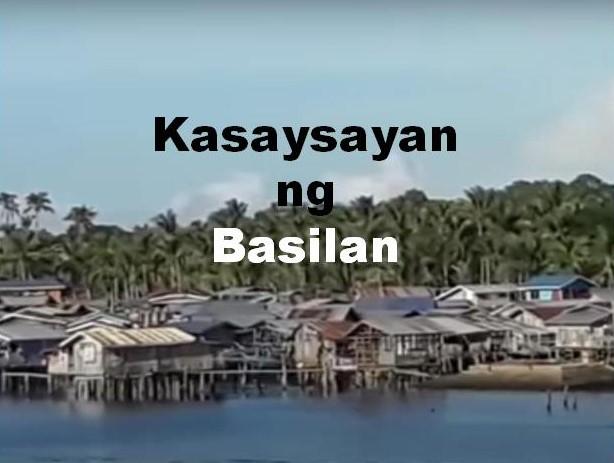 Basilan History in Tagalog