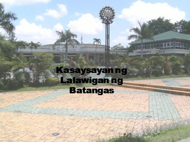 Batangas Province History in Tagalog